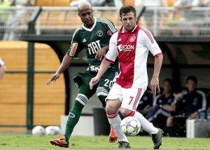 Até 2011 nunca tínhamos enfrentado o Ajax.