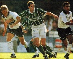 Antonio Carlos fez seu 1º gol pelo Verdão
