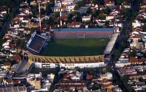 Estadio José Dellagiovanna: o futuro na Libertadores se joga aqui