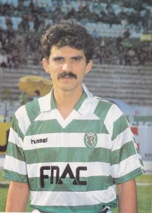 Ricardo Rocha só vestiu verde em Portugal