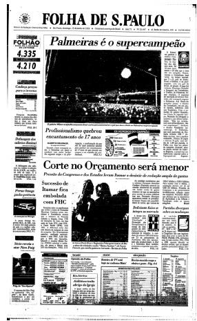 Capa Folha