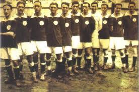 Os primeiros campeões