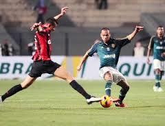 Palmeiras 1x0 Atlético-PR: sétima vitória seguida