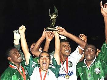 A primeira Copa Mercosul foi nossa!
