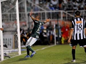 Palmeiras 2x0 Galo: a estreia do blog