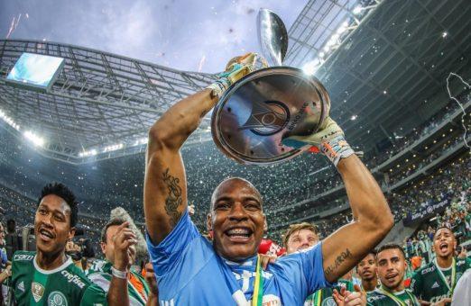 Palmeiras Campeão Brasileiro de 2016 - Ricardo Stuckert/CBF